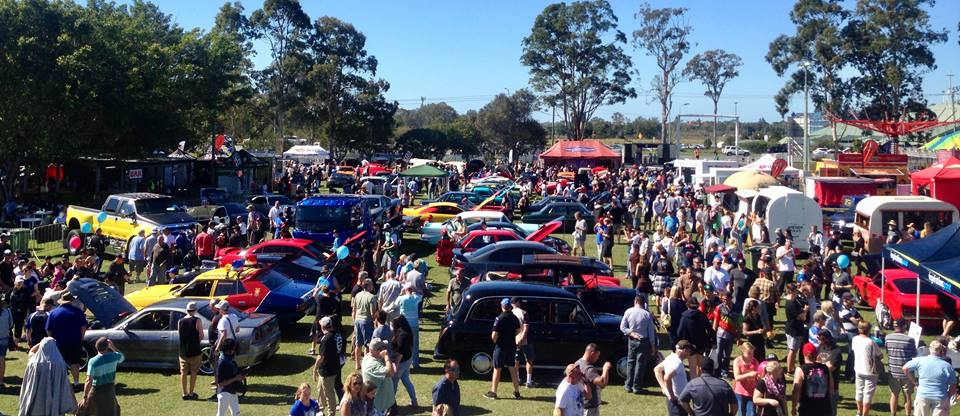 Don't Miss This Incredible Weekend of Impressive Cars and Entertainment