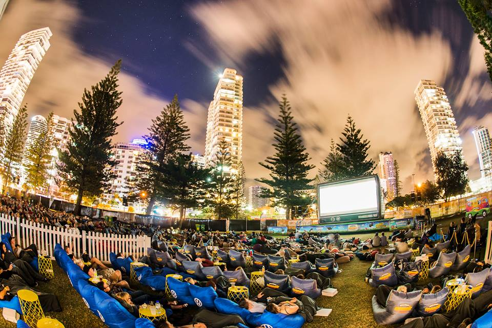 Enjoy Cinema on the Beach this October and November