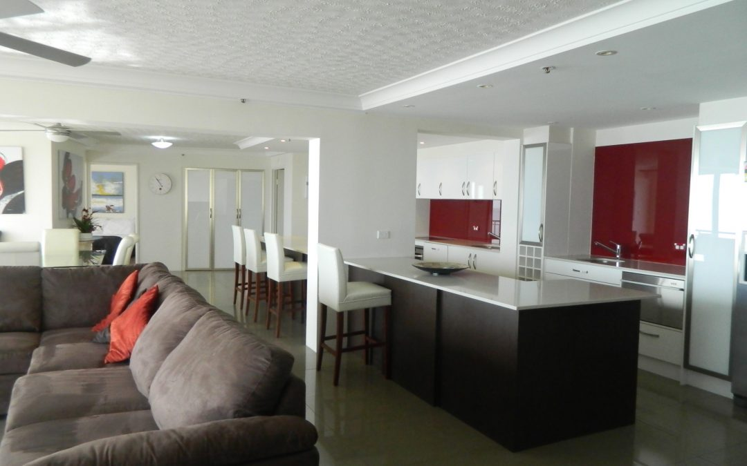 Luxury Refurbished Accommodation for an Unbeatable Gold Coast Holiday this Summer