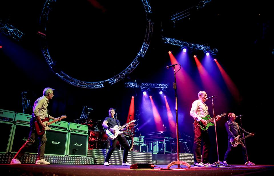 Catch STATUS QUO on the Gold Coast this October