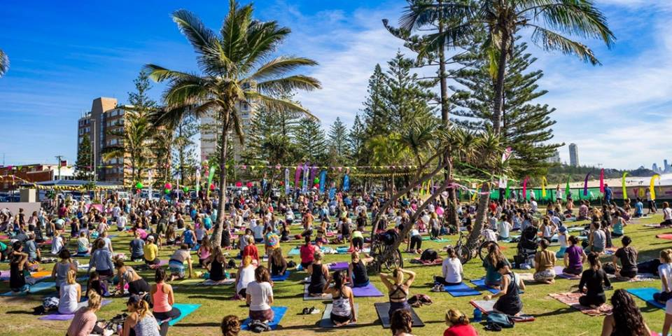 Yoga Day Festival – Gold Coast
